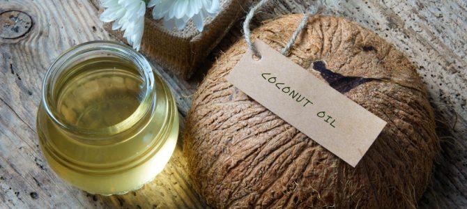 Abschminken mit Kokosöl