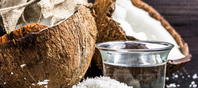 Entgiften mit Kokosöl